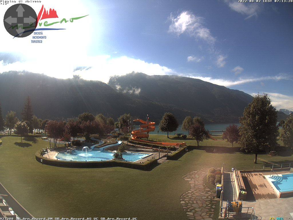 Swimming Pool Centre Molveno